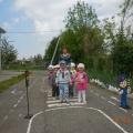 Фотоотчет о мероприятиях «Добрая дорога детства» с детьми второй группы раннего возраста