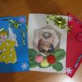 Мастер-класс «Красивая открытка к Рождеству своими руками»