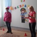 «23 февраля— День защитника Отечества». Спортивный праздник для детей средней группы