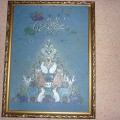 Новогодняя открытка «Новый год в лесном царстве»