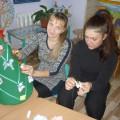 «Скоро, скоро Новый год!» Фотоотчет о совместной деятельности с родителями группы
