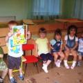 Фотоотчёт о работе по развитию эмоциональной сферы детей 3–4 лет