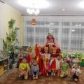 Детские посиделки «В гости к нам пришли матрёшки»