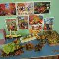 Фотоотчет поделок детского творчества «Дары осени»