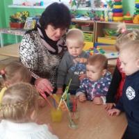 Отчет за полугодие «Детское экспериментирование как средство познавательной активности детей младшего возраста»
