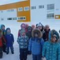 Фотоотчет. Экскурсия в ледовый дворец «Сияние севера»