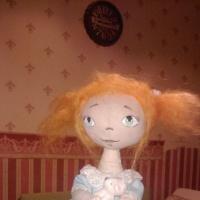 Мастер-класс по изготовлению куклы из ткани «Кукла Светлаша»