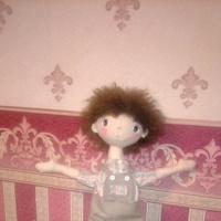 Мастер-класс по изготовлению куклы из ткани «Кукла Геша»