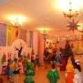 Фотоотчет о новогоднем празднике «Проделки Бабы Яги» в старшей группе