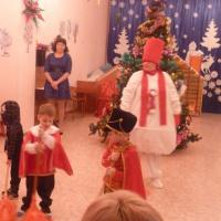 Фотоотчет о новогоднем празднике «Зимние забавы»