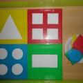 Дидактическая игра своими руками по сенсорному развитию для детей раннего возраста. Понятия цвет, форма, величина, один-много