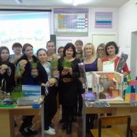 Мастер-класс для студентов Лебедянского педагогического колледжа «Как травянчики мир спасли»— фотоотчет