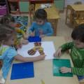 Фотоотчёт «Знакомство с филимоновской игрушкой в средней группе»