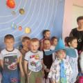 НОД «Космическое путешествие» (старшая группа)