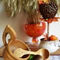 Мастер-класс по изготовлению чаши изобилия «Дары лета»