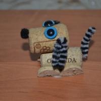 Мастер-класс «Забавный щенок» для совместного творчества детей и родителей.