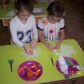 Изготовление кукол из одноразовых ложек с детьми подготовительной группы