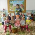 Развлечение для детей первой младшей группы «Встречаем осень»