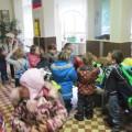 Фотоотчет «Экскурсия в школу. Посещение школьной библиотеки»