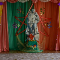 Сценарий и фотоотчет «Нет праздника важнее, чем праздник— День Победы»