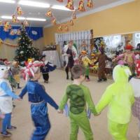Фотоотчёт о развлечении «Рождественские колядки»