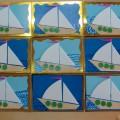 «Кораблик для папы». Детский мастер-класс