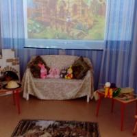 Фотоотчет о театрализованной постановке «Айболит и семеро зайчат» о здоровом образе жизни