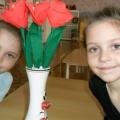 Мастер-класс для детей подготовительной группы «Аленький цветочек»