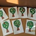 Выставка работ детей, посещающих кружок «Волшебные пальчики»
