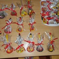Мастер-класс по изготовлению подарка для мамы из бросового материала «Хохломская ложка»