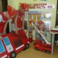 Сюжетно-ролевая игра по пожарной безопасности для старших дошкольников «Стоит только нас позвать, помощь к вам придет опять»