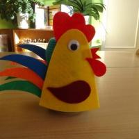 Мастер-класс «Изготовление игрушек для инсценировок сказок, потешек, закличек из подручных материалов»