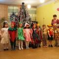 Фотоотчёт о новогоднем утреннике «Маша и медведь в гостях у ребят!»