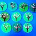 Художественное творчество детей «Март-весновей!»