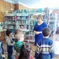 Фотоотчёт об экскурсии в сельскую библиотеку