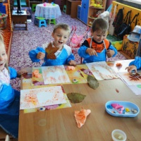 Календарное планирование работы по развитию художественного творчества детей 5–6 лет (сентябрь-декабрь)