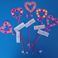 Мастер-класс ко Дню Святого Валентина «Валентинка для родных»