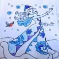 Проект «В царстве Зимы». Детское творчество