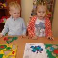 Конспект занятия «Умные игры» с использованием развивающих игр Воскобовича для детей с ОВЗ (вторая младшая группа)