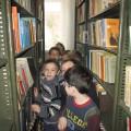 Фоторепортаж из детской библиотеки «Мы любим книги»