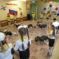 Сценарий спортивного праздника посвященный Дню защитника Отечества «Мы любим Армию свою!» для старшего дошкольного возраста