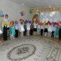 Фотоотчет праздника, посвященного Дню Победы