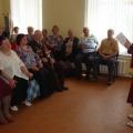Фотоотчет о проведенном мероприятии к 9 мая «Встреча поколений»