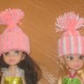 Мастер-класс «Шапочки для кукол»