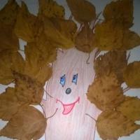 Фотоотчет о выставке поделок из сухих листьев и других природных материалов «Осенние этюды»