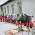 Военно-спортивная игра «Зарница» в подготовительной группе