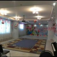 Фотоотчёт о праздничном убранстве музыкального зала «К нам весна пришла»