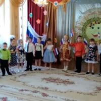 Фотоотчет о конкурсе «Моя любимая Россия— моя бескрайняя страна»