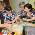 Мастер-класс для педагогов «Песочная терапия в детском саду»
