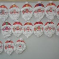 Фотоотчет «Как мы делали Деда Мороза»